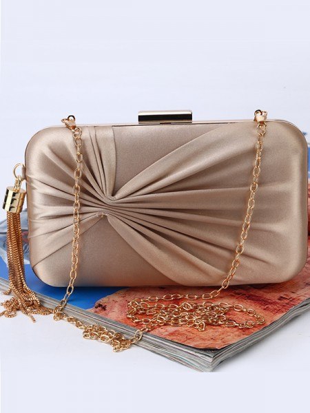 Trending Ruched Handbags