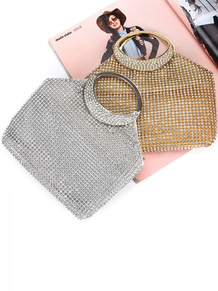 Luxurious Rhinestone Handbags