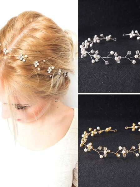 Lovely Czech Pearl Headpieces
