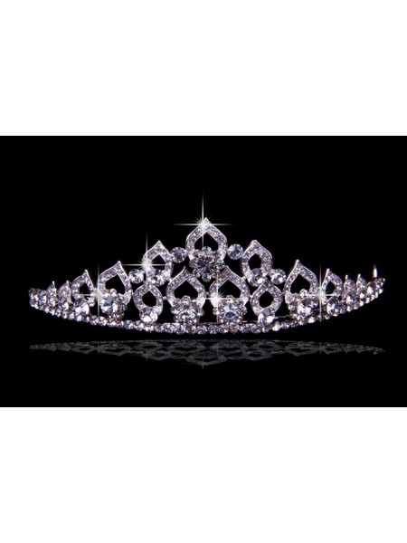 Glamorous Alloy Wedding Headpieces