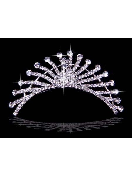 Unique Rhinestone Wedding Headpieces